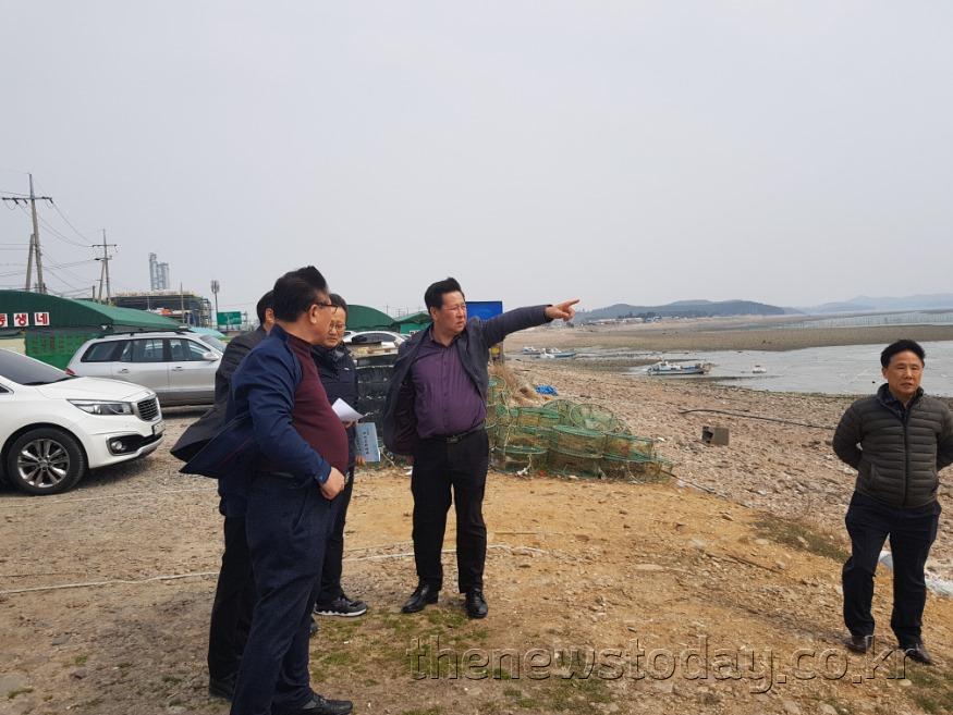 3월 27일 장승재 의원님 현장방문 사진.jpg