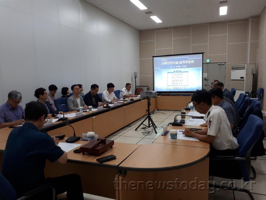 071001 (경교과) 대전경찰청,「안전속도 5030」추진을 위한 교통안전시설 심의위원회 개최.jpg